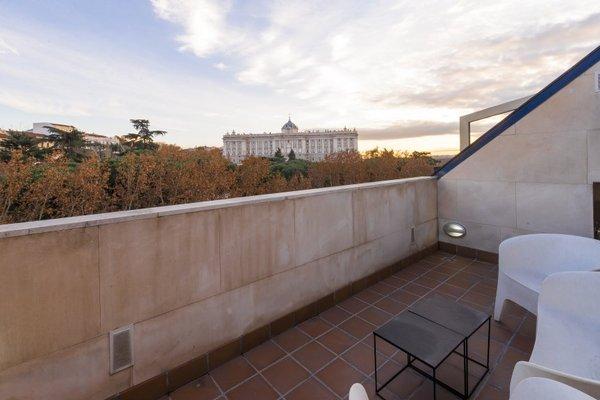 Апарт-Отель WooTravelling Plaza de Oriente Homtels - фото 21