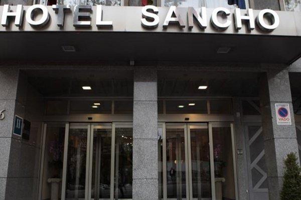 Hotel Sancho - фото 21