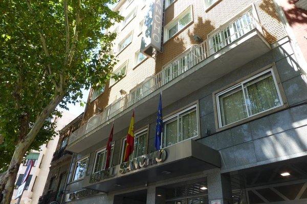 Hotel Sancho - фото 23