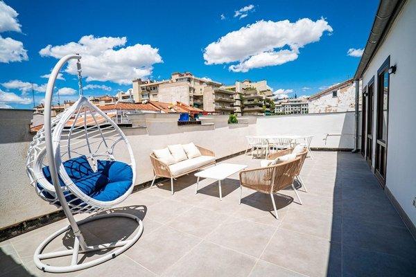 Room Gran Via Apartments - фото 10