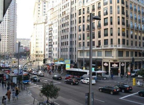 Room Gran Via Apartments - фото 14