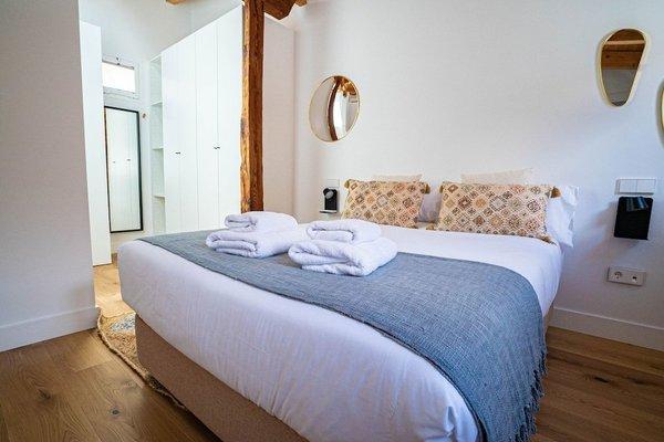 Room Gran Via Apartments - фото 7
