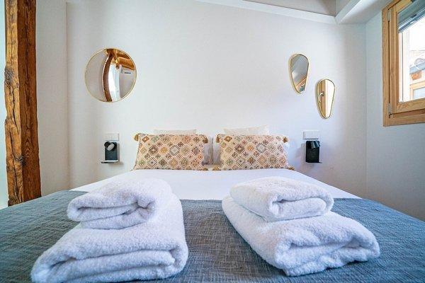 Room Gran Via Apartments - фото 9
