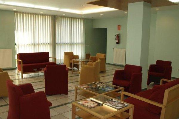 Hotel Lugones Nor - фото 8