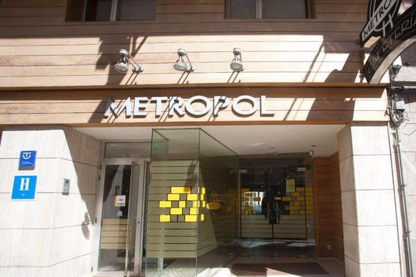 Hotel Metropol by Carris - фото 21