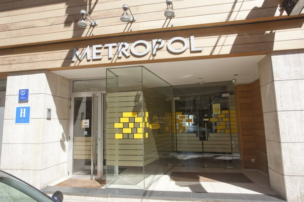 Hotel Metropol by Carris - фото 22