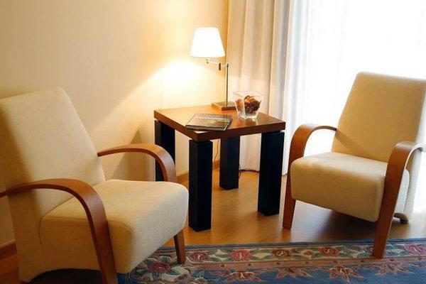 Гостиница «Sercotel Jorge I», Луго