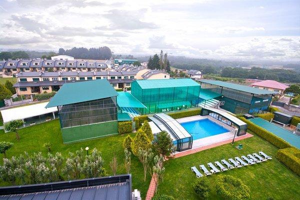 Hotel Santiago & Spa - фото 21