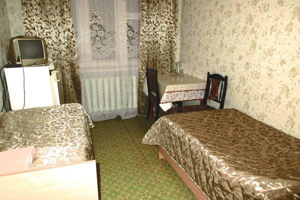 Гостиница «Костромской ГРЭС», Красное-на-Волге