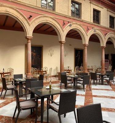 Hotel Santo Domingo Lucena - фото 11