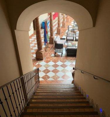 Hotel Santo Domingo Lucena - фото 14