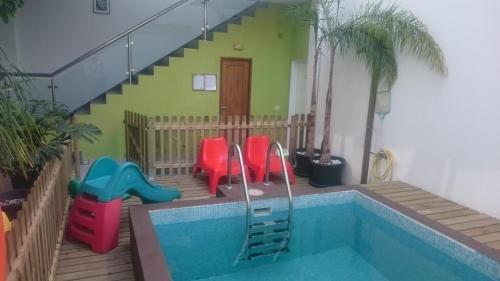 Apartamentos El Patio - фото 21