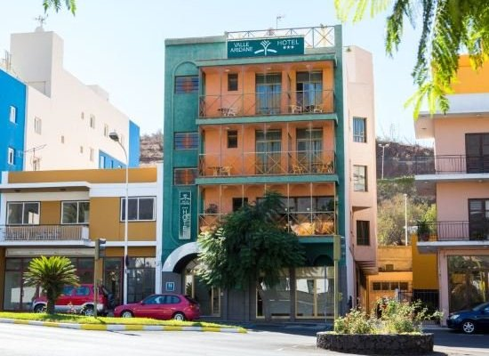 Hotel Valle Aridane - фото 20
