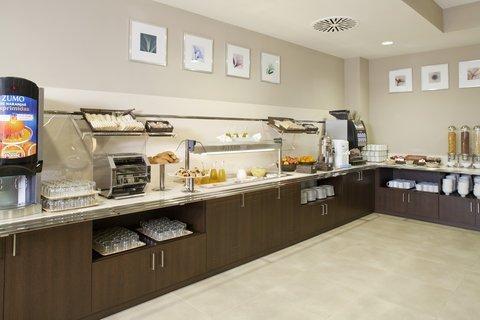Holiday Inn Express Campo de Gibraltar-Barrios - фото 13