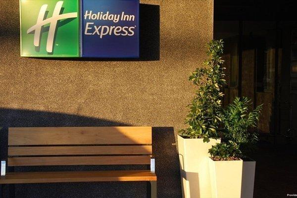 Holiday Inn Express Campo de Gibraltar-Barrios - фото 19