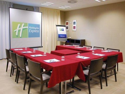 Holiday Inn Express Campo de Gibraltar-Barrios - фото 20