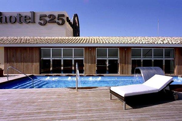 Hotel 525 - фото 20