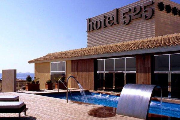 Hotel 525 - фото 22