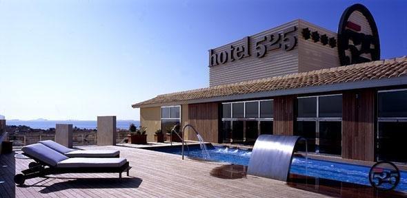 Hotel 525 - фото 23