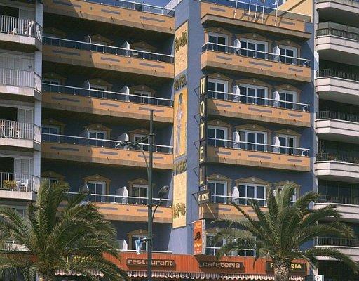 Hotel Athene - фото 22