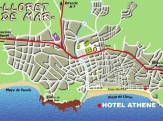 Hotel Athene - фото 8