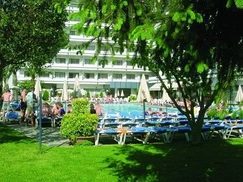Hotel Gran Garbi - фото 16