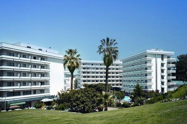 Hotel Gran Garbi - фото 23