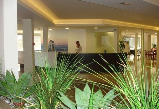 Hotel Garbi Park - фото 12