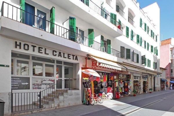 Hotel Caleta - фото 19