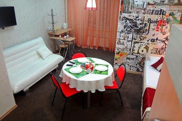 Отель Танго - фото 11