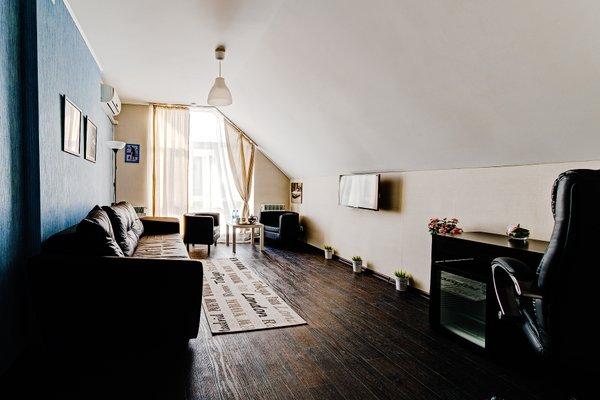 Отель Эко-стиль - фото 11
