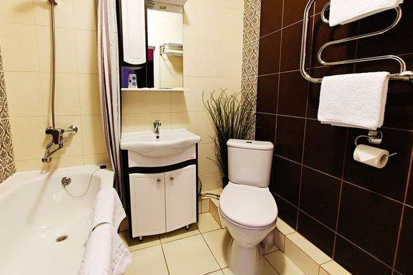Отель Эко-стиль - фото 12