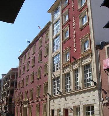 Hotel Cervantes - фото 22