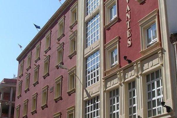 Hotel Cervantes - фото 23