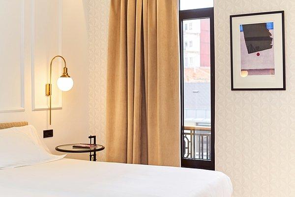 Hotel Sercotel Alfonso V - фото 1