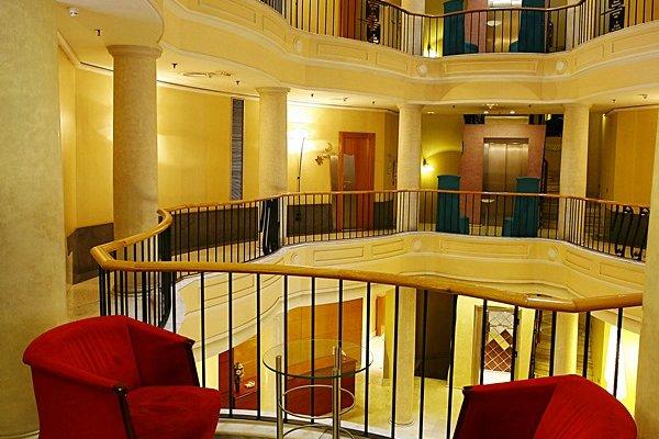 Hotel Sercotel Alfonso V - фото 18