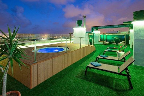 Hotel THe Fataga Centro de Negocios - фото 22