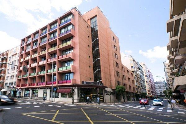 Hotel THe Fataga Centro de Negocios - фото 23