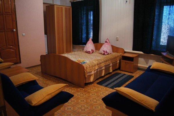 Отель «Маяк», Кинель