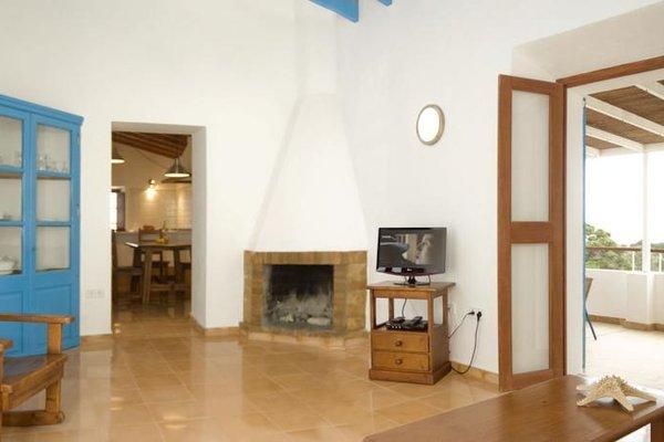 Гостиница «Casas Rurales Illetas», Ла Сабина