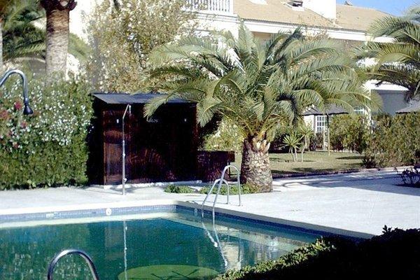 Hotel Majaravique Sevilla - фото 12