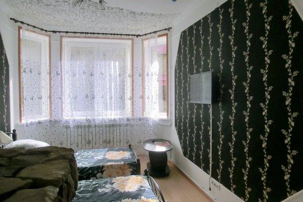 Отель Айс Черри Домбай - фото 21