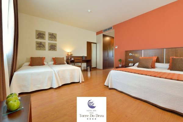 Hotel Spa Norat Torre Do Deza - фото 2