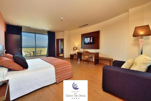 Hotel Spa Norat Torre Do Deza - фото 4