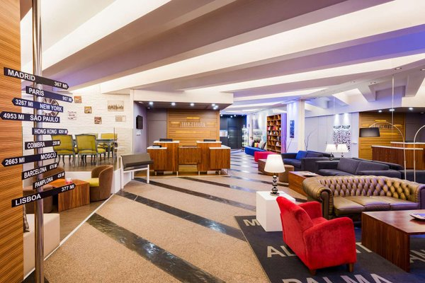 Tryp Coruna Hotel - фото 15