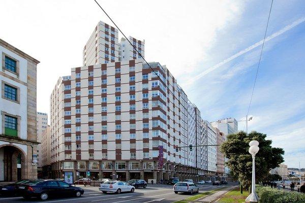 Hotel Riazor - фото 22