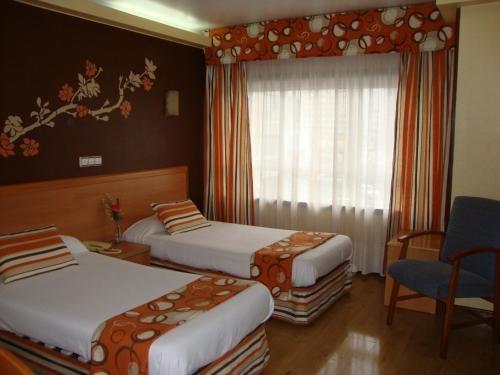 Hotel Almirante - фото 2