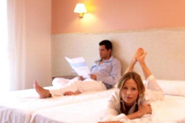 Hotel Sercotel Balneario Sicilia - фото 1