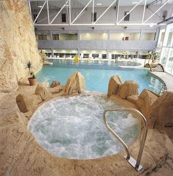 Hotel Sercotel Balneario Sicilia - фото 14