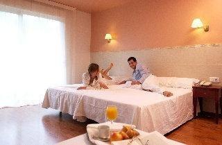 Hotel Sercotel Balneario Sicilia - фото 2